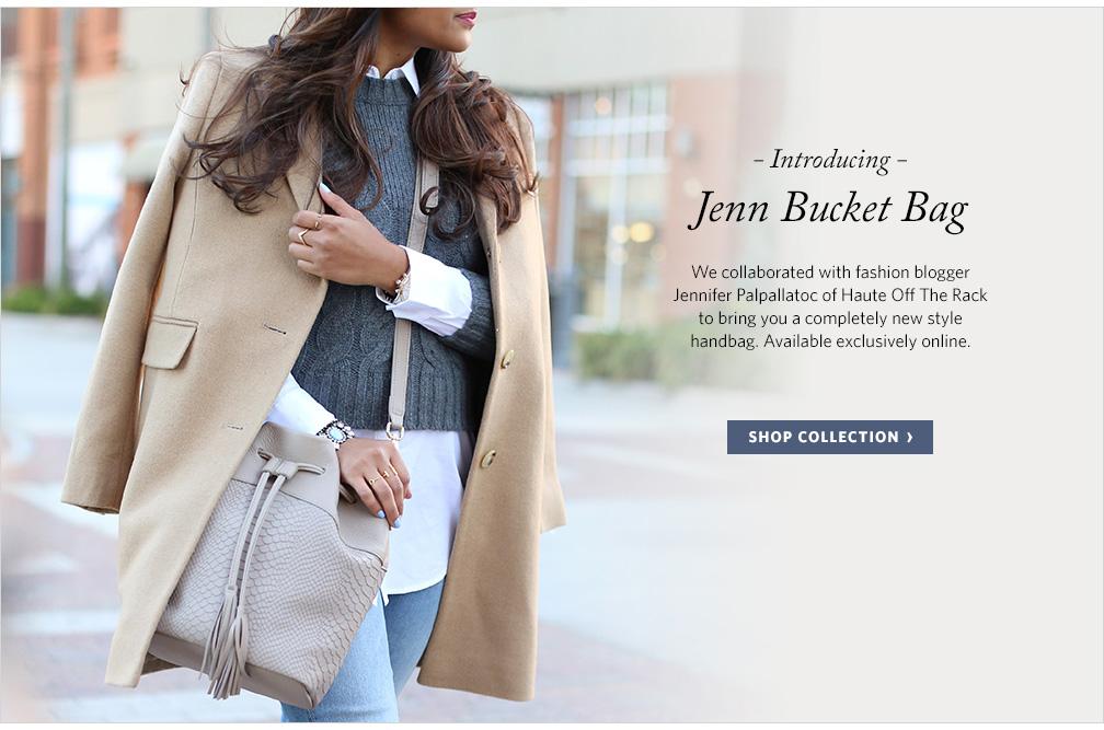 Jenn Bucket Bag