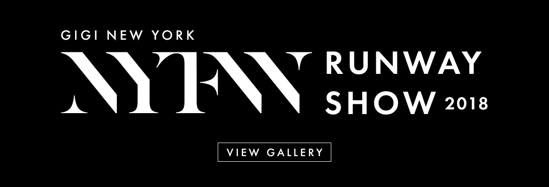 NYFW 2018 Runway Show