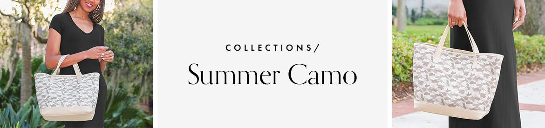 Camo Collection Spring 2018 Handbags