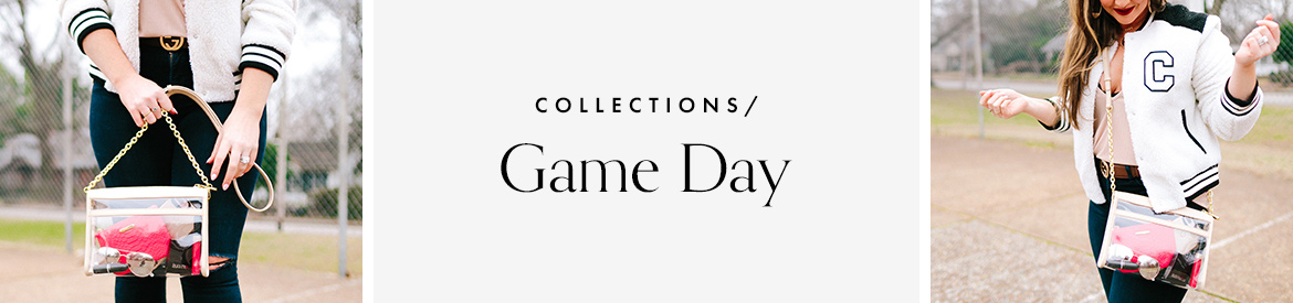 Game Day Clear Bag Collection
