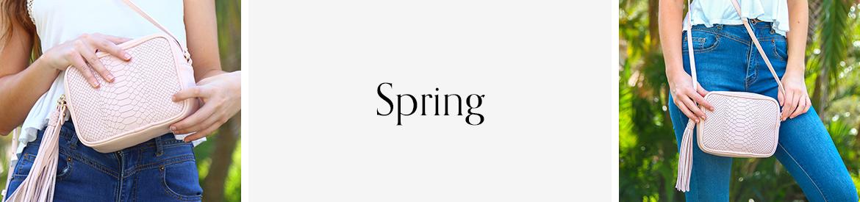 Spring 2018 Handbags