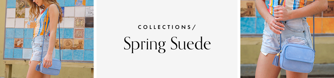 Spring Suede Collection