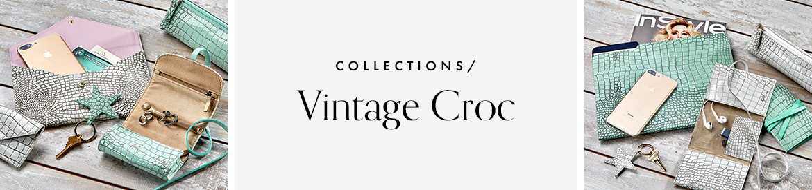 Vintage Croc Collection