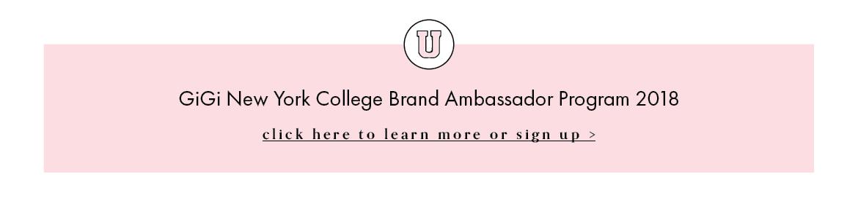 college ambassadors