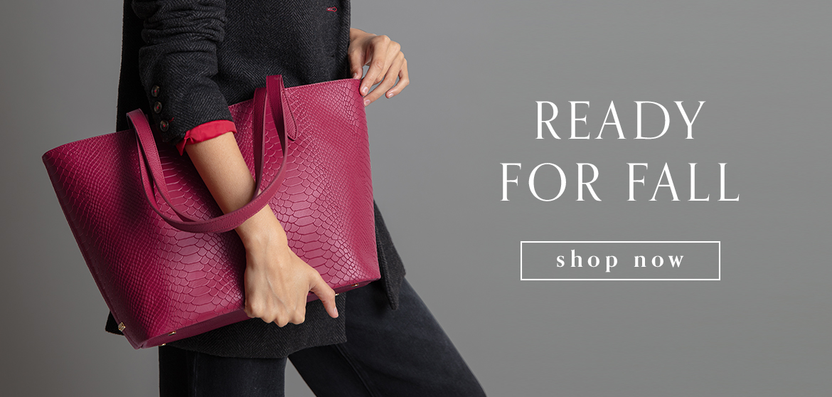 GiGi New York | Leather Handbags and Accessories
