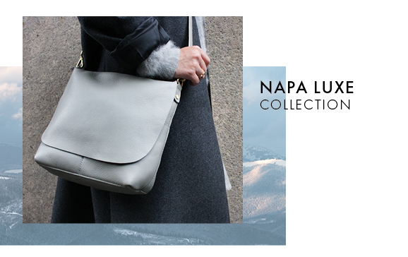 Napa Luxe Leather Collection