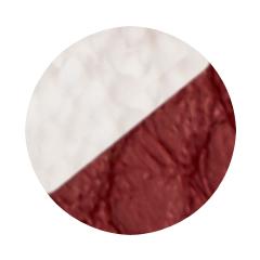 Crimson and White